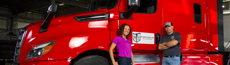 Image result for Mother Trucker Yoga