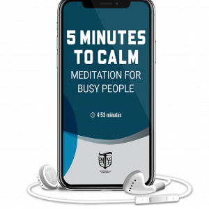 5 Minutes To Calm Meditation Mother Trucker Yoga