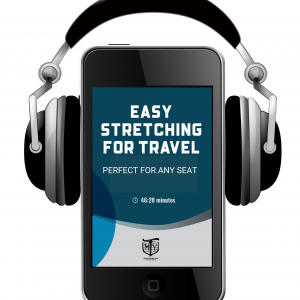 Easy Yoga Stretching for Travel Audio Download Mother Trucker Yoga