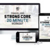 Travelers strong core workout downloadable video mother trucker yoga