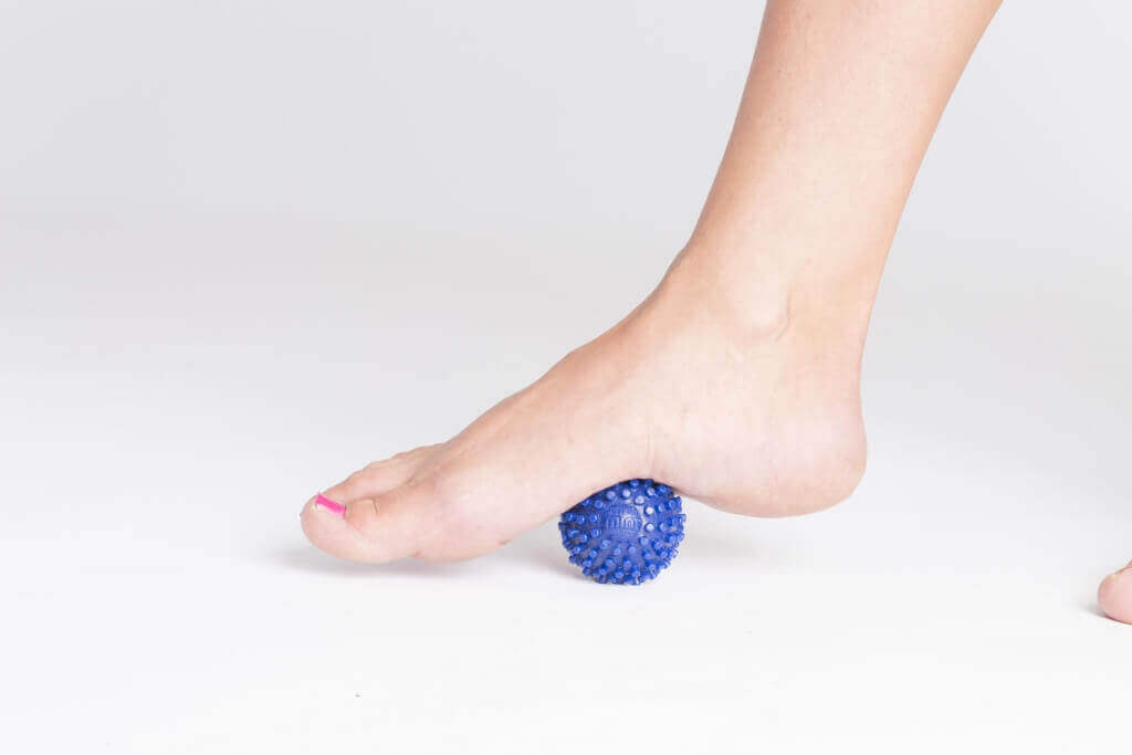 acuBall mini for foot pain