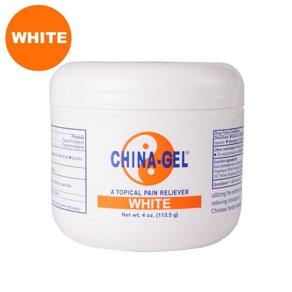 China Gel 4 oz Jar