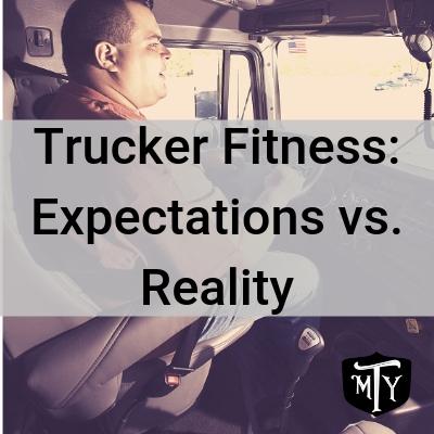 Trucker Fitness Blog Post Mother Trucker Yoga