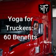 Benefits of Yoga for Truckers