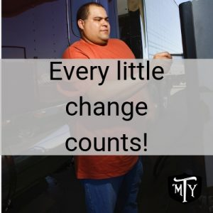 7 Little Changes for Drivers Health Mother Trucker Yoga Blog Post
