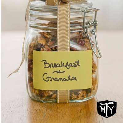 Mother Trucker Yoga Granola Recipe