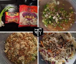 Simple Asian Slaw Salad Recipe for Truckers Mother Trucker Yoga