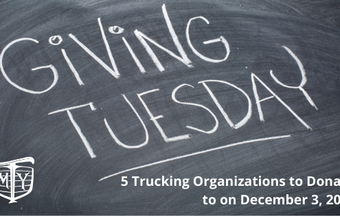 Giving Tuesday 5 Trucking Organizations to Donate to on December 3, 2019