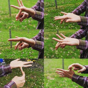 Finger Stretches Mother Trucker Yoga Blog