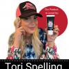 Tori Spelling loves stiff mother trucker pain relief cream