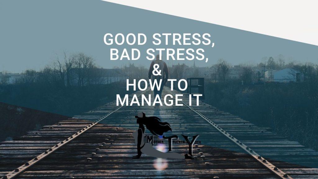 good stess bad stress blog post MTY