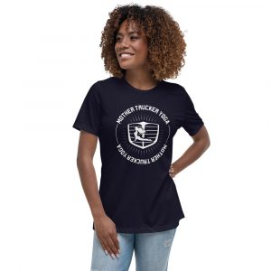 Mother Trucker Yoga Women's Relaxed tee