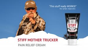 STIFF Mother Trucker Marc Springer