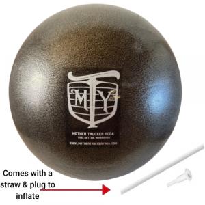 Mother Trucker Yoga Mini Exercise Ball