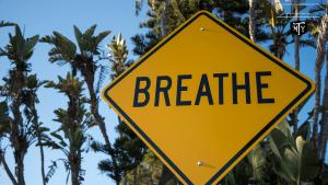 Stress management sign mother trucker yoga blog