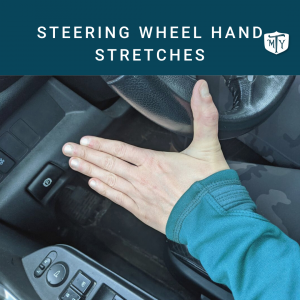 Steering Wheel Hand Therapy Mother Trucker Yoga Blog Hand Stretch