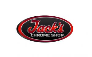 Jacks Chrome Shop Logo Trucking Yoga sponsor