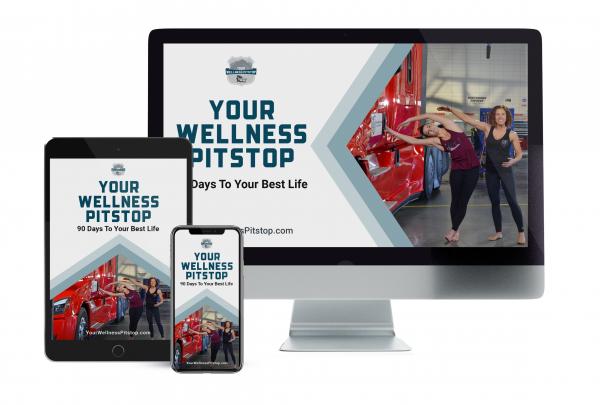 Your Wellness Pitstop Driver Program