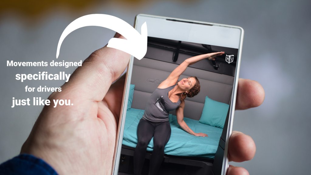 Subscribe Mother Trucker Yoga Fitness Platform Image