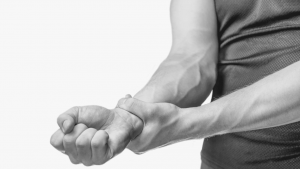 Mother Trucker Yoga Subscribe- wrist pain