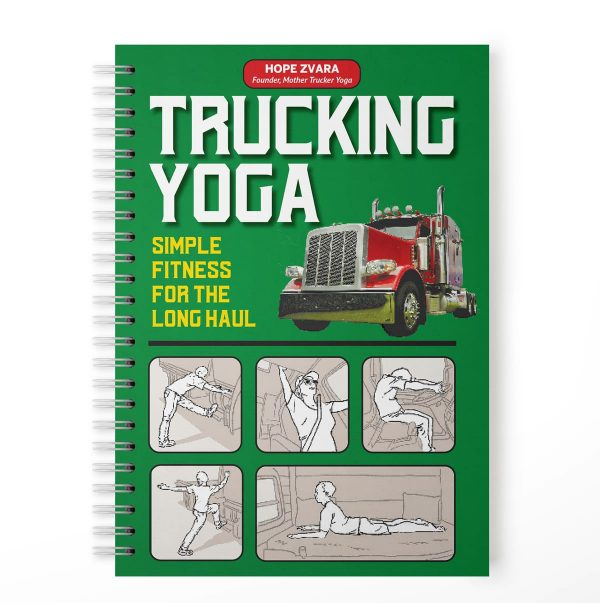 Trucking Yoga Book Image