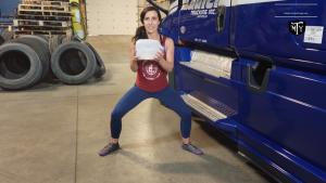 Bicep curls weights mother truckeryoga blog