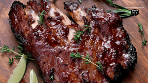 Mobile Meals Made Healthy: Easy Truckers Roasted Veggies & Country-Style Ribs Mother Trucker yoga blog ribs