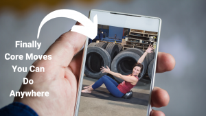 5 Minutes to Fit Program Mother Trucker Yoga