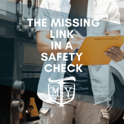 the Missing link in a safety check mother trucker yoga blog