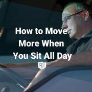 truck driver fitness mother trucker yoga blog