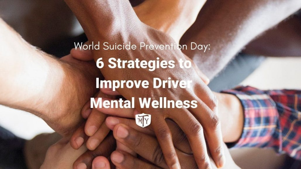 world suicide prevention day mother trucker yoga blog